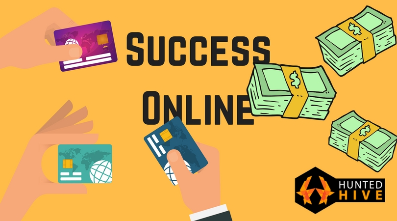 selling online - online success