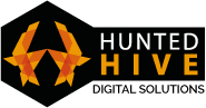 Hunted Hive logo